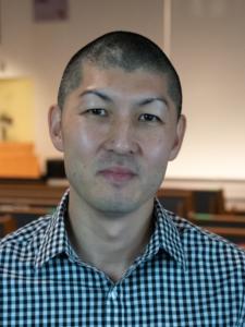 Pastor Kenneth Kim